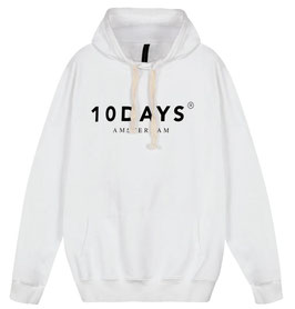10DAYS - THE HOODY weiß