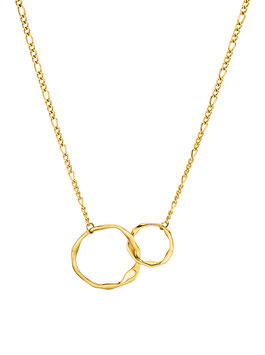ICRUSH Eternal Bond Kette Gold