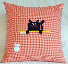 Kissen mit Katz & Maus - SPECIAL PRICE!!!