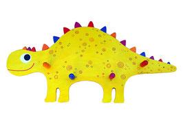 Dino - Garderobe mit 4 Haken