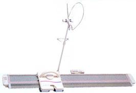 Silver Reed LK 150 Strickmaschine Mittel-Stricker