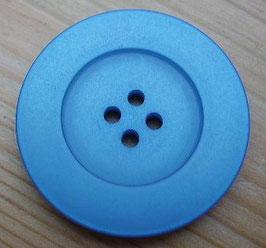 Knopf 4 Loch blau 34mm kbl 62