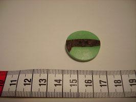 Knopf Steinnuss 2 Loch 25mm /2178