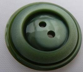 Knopf 2 Loch mit Struktur 25mm kn25
