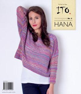 Ito Strickmagazin Nr. 2 HANA