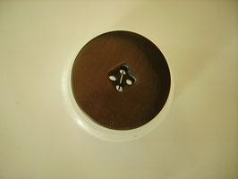 Knopf 4 Loch braun marmoriert 23mm Kbr56