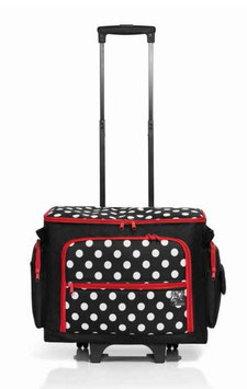 Nähmaschinen-Trolly Polka Dots Prym  WW612630