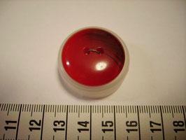 Knopf 2 Loch 25mm kr2