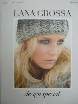 Lana Grossa Design special Ausgabe 1