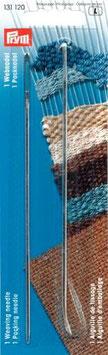 Prym Durchziehnadel ST silberfarbig 2 Formen 131320