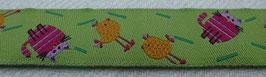 Schmuckband Katze + Vogel Nr. 7087
