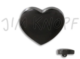 JK Trachtenknöpfe Horn 26x22mm 12745