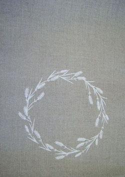 Stickband Ährenkranz 5026-260