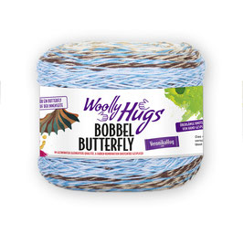 Woolly Hugs Bobbel Butterfly Schmetterlingstücher 200g