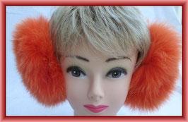Ohrenschützer Finnracoon knall-orange