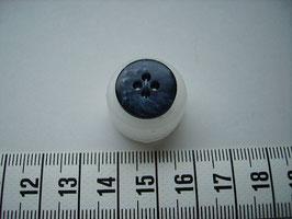 Knopf 4 Loch 15mm kbl 24