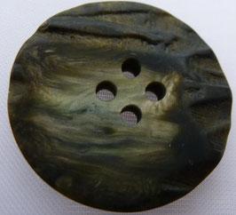 Knopf 4 Loch mit Struktur 28mm kn36