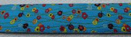 Schmuckband Blumen Nr. 7079