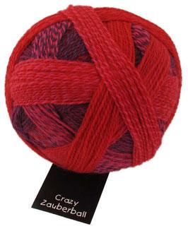 Crazy Zauberball 1153-2095 indisch rosa