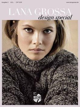 Lana Grossa design special Ausgabe 2