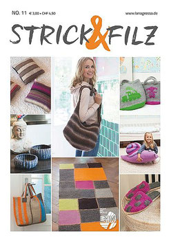 Strick&Filz Nr. 11