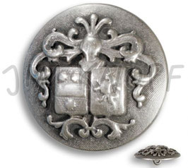 JK Trachtenknöpfe Wappenknopf 29mm 12355