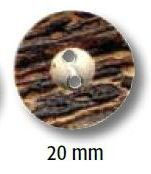 UK-Trachtenknöpfe  20mm 25256