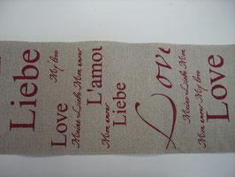 Stickband Love Liebe 5010-160