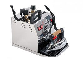 knittax Provap 003 Dampf-Bügelstation für Gewerbe KMU Bedarf