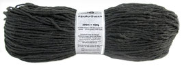 Alpaka Queen Fb 880 schwarz