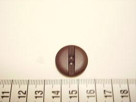 Knopf 2 Loch mit Struktur 20mm kbr42