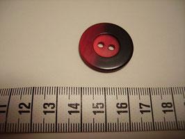 Knopf 2 Loch 25mm kp1