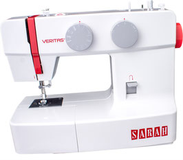 VERITAS Sarah mechanische Nähmaschine 13 Stichprogramme für Einsteiger