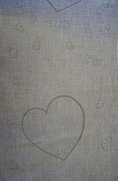 Stickband Herzen 6250-250