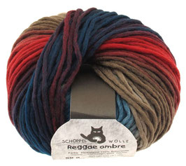 Reggae ombre 50g Herbstwind