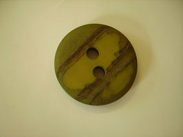 Knopf 2 Loch 28mm grün marmoriert Kn39