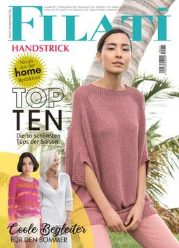 Filati Handstrick Ausgabe 71  Frühjahr/Sommer