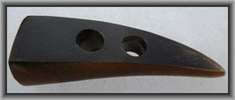Seco Hornknopf 2 Loch 50mm 07156