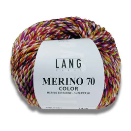 MERINO 70 COLOR 50g
