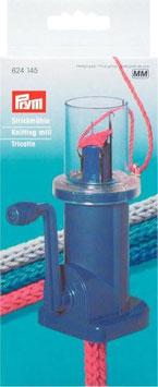 Strickmühle blau 624145