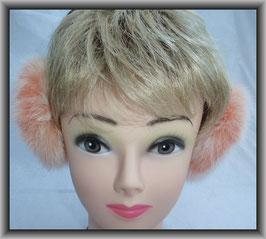 Ohrschützer Finnracoon orange weiß gespitzt