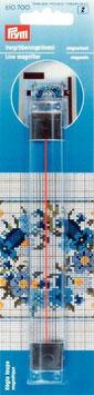 Prym Vergrößerungslineal, magnetisch 610700