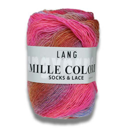 MILLE COLORI SOCKS & LACE 100g