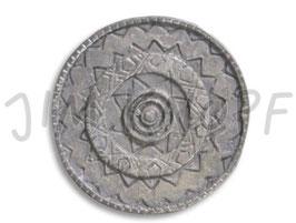 JK Trachtenknöpfe Metall mit Öse 23mm 12053
