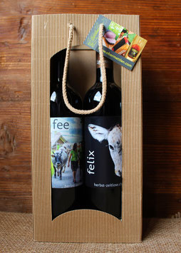 Geschenktasche felix & fee