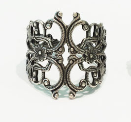 ♔Filigree♔ Messingring