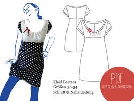 e-book Kleid Ferrara