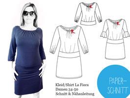 La Fiora-Kleid oder Shirt