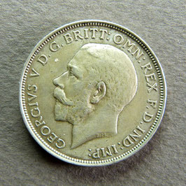 "ROYAUME-UNI - One forint ""Georges V"" 1916"