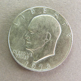 "USA - 1 Dollar ""Eisenhower"" 1978"